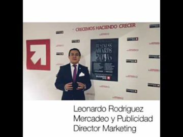 Leonardo Rodríguez - Director Marketing