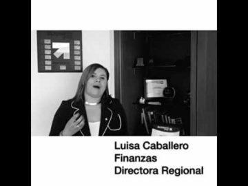 Luisa Caballero - Directora Regional México