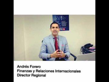 Andrés Forero - Director Regional