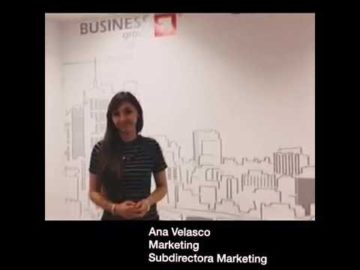 Ana Velasco - Subdirectora de Marketing Lima