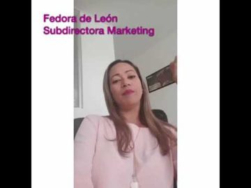 Fedora León - Subdirectora de Marketing - Barranquilla